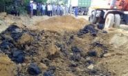 Kết quả ban đầu chất thải Formosa chôn ở trang trại sếp môi trường