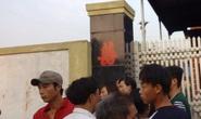 Cháy nhà, bố mẹ chết, 2 con nguy kịch