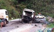 Xác định danh tính một số nạn nhân vụ nổ xe khách tại Lào