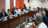 Tổng LĐLĐ Việt Nam hội đàm với đoàn đại biểu Đảng Cộng sản Mỹ