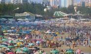 Cấm du khách tổ chức ăn nhậu tại bãi biển Vũng Tàu