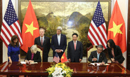 Ngoại trưởng Kerry chứng kiến ký Peace Corps vào Việt Nam