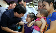 Phó Thủ tướng chia sẻ với gia đình quân nhân CASA-212 gặp nạn