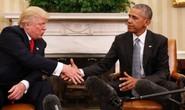 3 điểm bất thường trong cuộc gặp giữa TT Obama và ông Trump