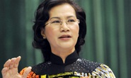 Giới thiệu bầu bà Nguyễn Thị Kim Ngân làm Chủ tịch Quốc hội