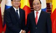 Việt Nam - Lào ký nhiều văn kiện quan trọng