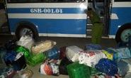 Bắt quả tang xe khách chở 600.000 gói thuốc lá lậu