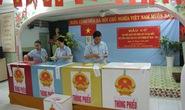 Công nhân Khu chế xuất Tân Thuận phấn khởi đi bầu cử