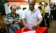 162 người tự ứng cử đại biểu Quốc hội