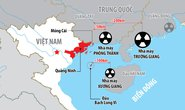Việt Nam phản ứng về 3 nhà máy điện hạt nhân Trung Quốc sát biên giới