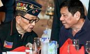 """Nội bộ Philippines chia rẽ vì """"xoay trục"""""""