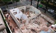 Vụ tháo dỡ biệt thự cổ ở quận 1: Vượt thẩm quyền?