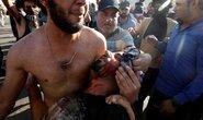 """Bạo loạn ở """"Vùng Xanh"""" của Iraq"""