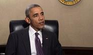 Tổng thống Obama nói về phút cuối của Bin Laden