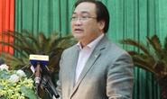 Bí thư Hoàng Trung Hải: Phải thấy xấu hổ khi để Thủ đô bẩn