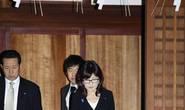 Bộ trưởng Quốc phòng Nhật thăm đền Yasukuni, Trung - Hàn chỉ trích