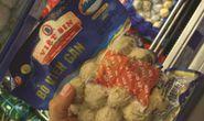 Vụ bò viên không làm từ bò: Việt Sin xin lỗi người tiêu dùng