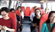 """Thêm tuyến xe buýt """"5 sao"""" vào sân bay Tân Sơn Nhất"""