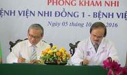 Bệnh viện Nhi Đồng 1 và Bệnh viện Triều An hợp tác