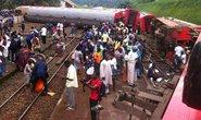 Cameroon: Tàu hỏa trật bánh, 70 người thiệt mạng