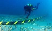 Bảo trì cáp quang biển AAG, internet chậm vài ngày