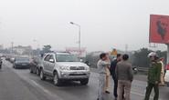 Người dân lại chặn cầu Bến Thủy đòi bỏ thu phí