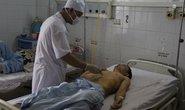 Một phó công an xã bị đâm trọng thương