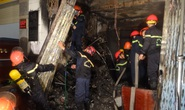 7 người thoát chết trong căn nhà cháy trụi lúc nửa đêm