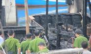 Cháy 3 tàu cá, thiệt hại hơn 5 tỉ đồng
