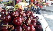 Cherry Mỹ nhập khẩu phơi nắng cả ngày vẫn tươi
