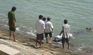 Gieo mình xuống sông, thi thể tìm thấy trên biển