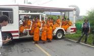 Thủ tướng Thái Lan kêu gọi sư trụ trì tham nhũng đầu hàng