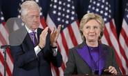 """Bà Clinton: """"Donald Trump sẽ là tổng thống của chúng ta"""""""