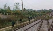 Cảnh sát đi tàu hỏa bí mật ập tới bắt sới bạc khủng
