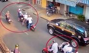 Xin đểu, trộm xe máy nở rộ ở Sài Gòn vào ngày Tết