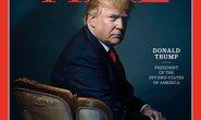 Tổng thống đắc cử Donald Trump mọc sừng