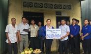 Báo Người Lao Động vận động xây nhà cho anh Nguyễn Ngọc Đáng