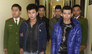 Kẻ bắn thương vong 2 người ở Thanh Hóa ra đầu thú
