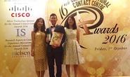 Trung tâm chăm sóc khách hàng của DKSH Việt Nam đoạt giải thưởng