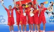 Cú đúp vàng của chủ công đội đá cầu Việt