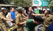 Nữ sinh viên quật ngã tên trộm xe máy ở làng Đại học