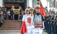 Rơi lệ tiễn đưa 9 quân nhân hy sinh trên CASA-212 đến đài hoá thân