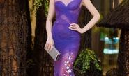 Hoa hậu Kỳ Duyên nổi bật với váy xuyên thấu