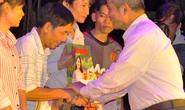 Tặng 10.000 vé xe cho công nhân nghèo tại Đồng Nai