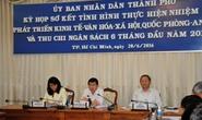TPHCM: 6 tháng, phạt vi phạm giao thông 118 tỉ đồng