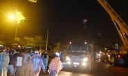 Xe tải rẽ trái bất ngờ tông 2 thanh niên chết thảm