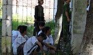 Nhiều học viên bỏ trốn được gia đình đưa về trung tâm cai nghiện