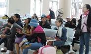 Đảo Lý Sơn bị cô lập, hàng trăm du khách mắc kẹt