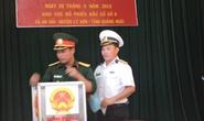Trên 300 chiến sĩ huyện đảo Lý Sơn bầu cử sớm