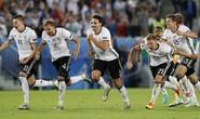 Xem 2 bàn thắng và loạt đá 11 mét cân não đưa Đức vào bán kết